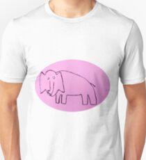Éléphant - Martin Boisvert T-shirt unisexe