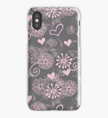 Put your heart into it iPhone Case/Skin