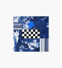 Blue Diamond Art Board