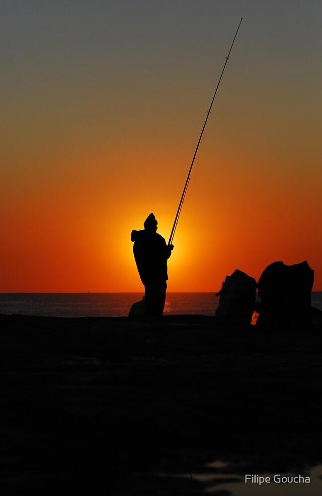 Fisherman by Filipe Goucha