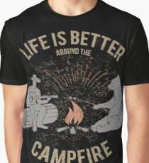 Life is better sometimes Graphic T-Shirt