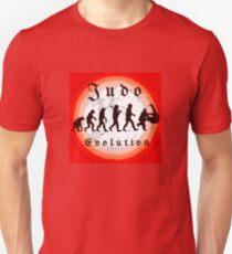 Judo Evolution Unisex T-Shirt