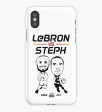 Lebron VS Steph All-Star Game 2018 T-Shirt iPhone Case/Skin