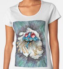 Tentacruel watercolour. Women's Premium T-Shirt