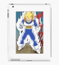 Dragon Ball Z - Vegeta Super Saiyan Manga iPad Case/Skin