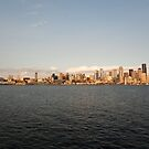 Seattle skyline by Jaime Pharr
