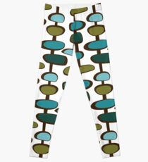 Mid-Century Modern: Baubles Leggings