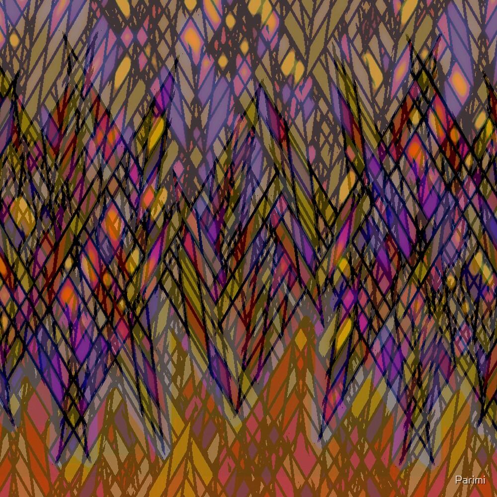 Pine forest by Parimi