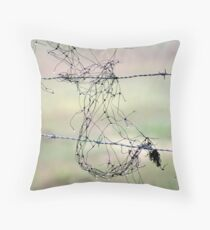 I'm all caught up in you... Throw Pillow