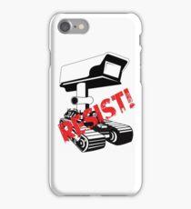 Resist Surveillance iPhone Case/Skin