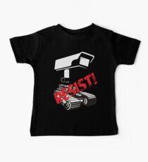 Resist Surveillance Baby Tee