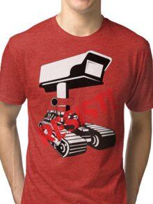 Resist Surveillance Tri-blend T-Shirt