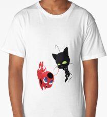 Plagg and Tikki Long T-Shirt
