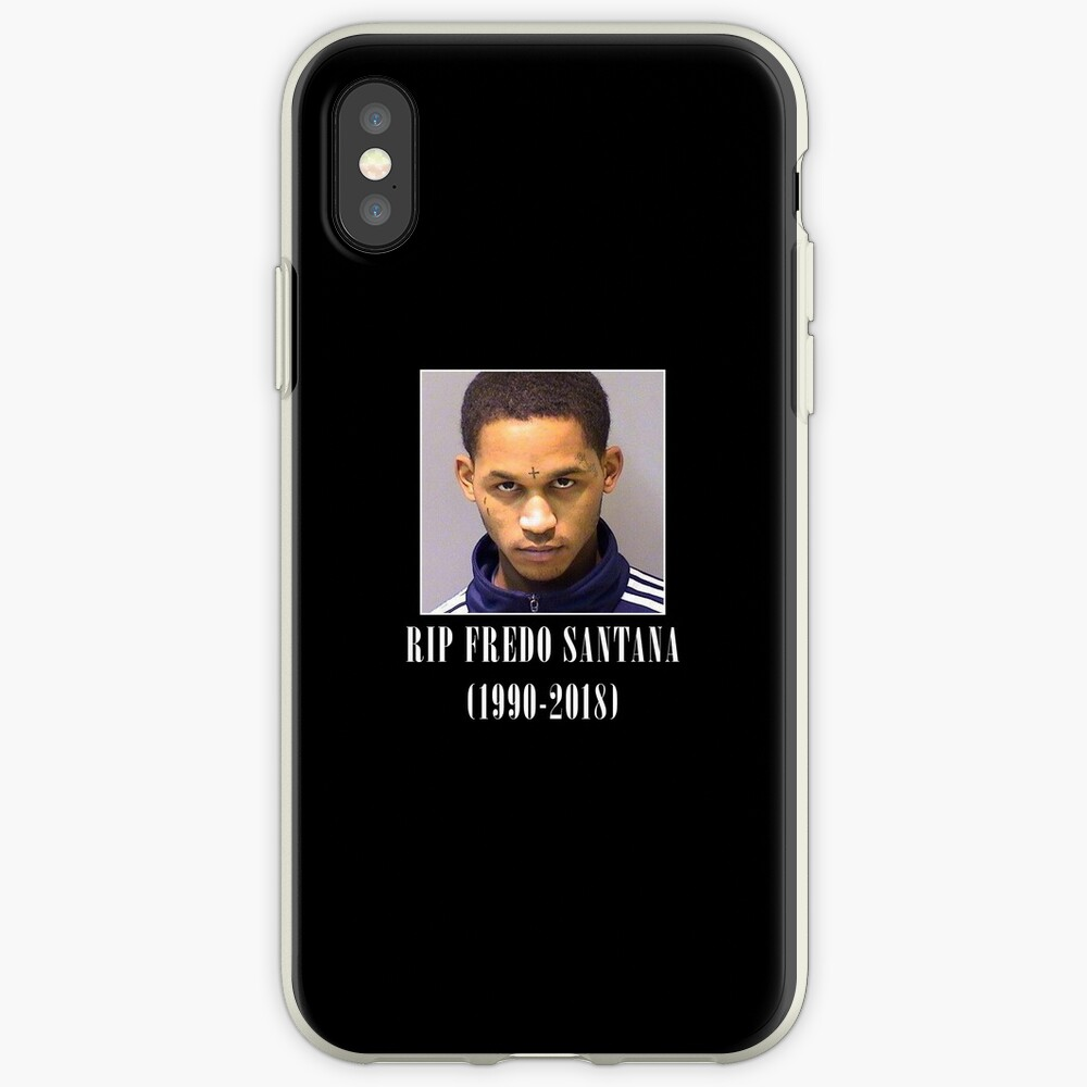 RIP Fredo Santana (1990-2018) iPhone-Hüllen & Cover