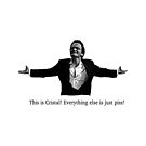 «Cuatro habitaciones - Quentin Tarantino» de FKstudios