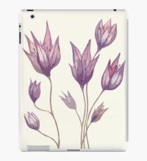 Digitale Tulpen iPad Case/Skin