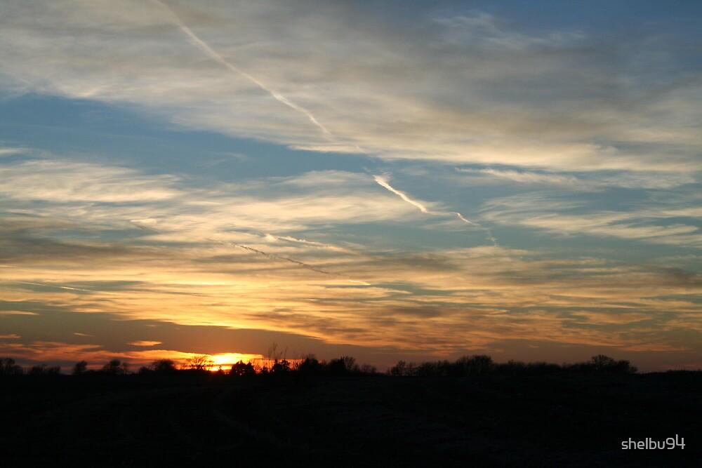 Sunset III by shelbu94