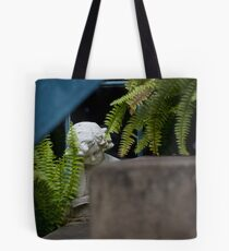 A quiet space Tote Bag