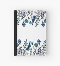Doodle Blooms Hardcover Journal