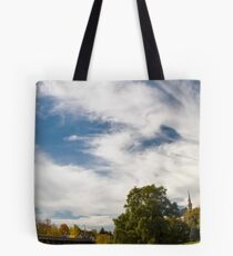 The Saugeen River, Ontario Tote Bag