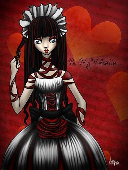 Be My Valentine... by Vestque