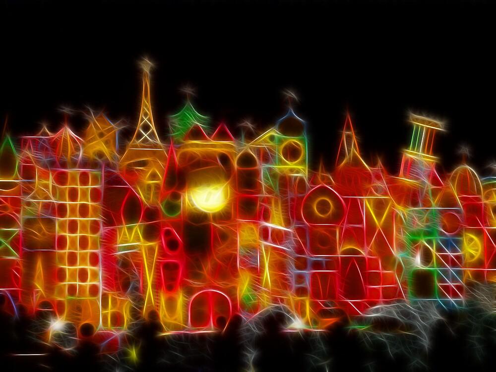Fantasy Colored World by Cynde143