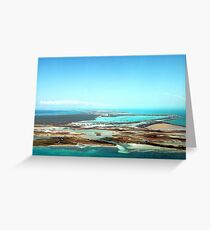 Turks and Caicos Greeting Card