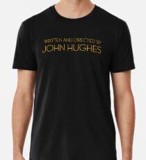 Camiseta premium Written and directed by John Hughes
