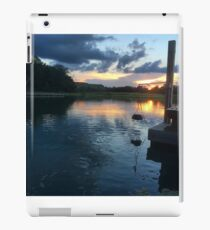 Dock Side iPad Case/Skin