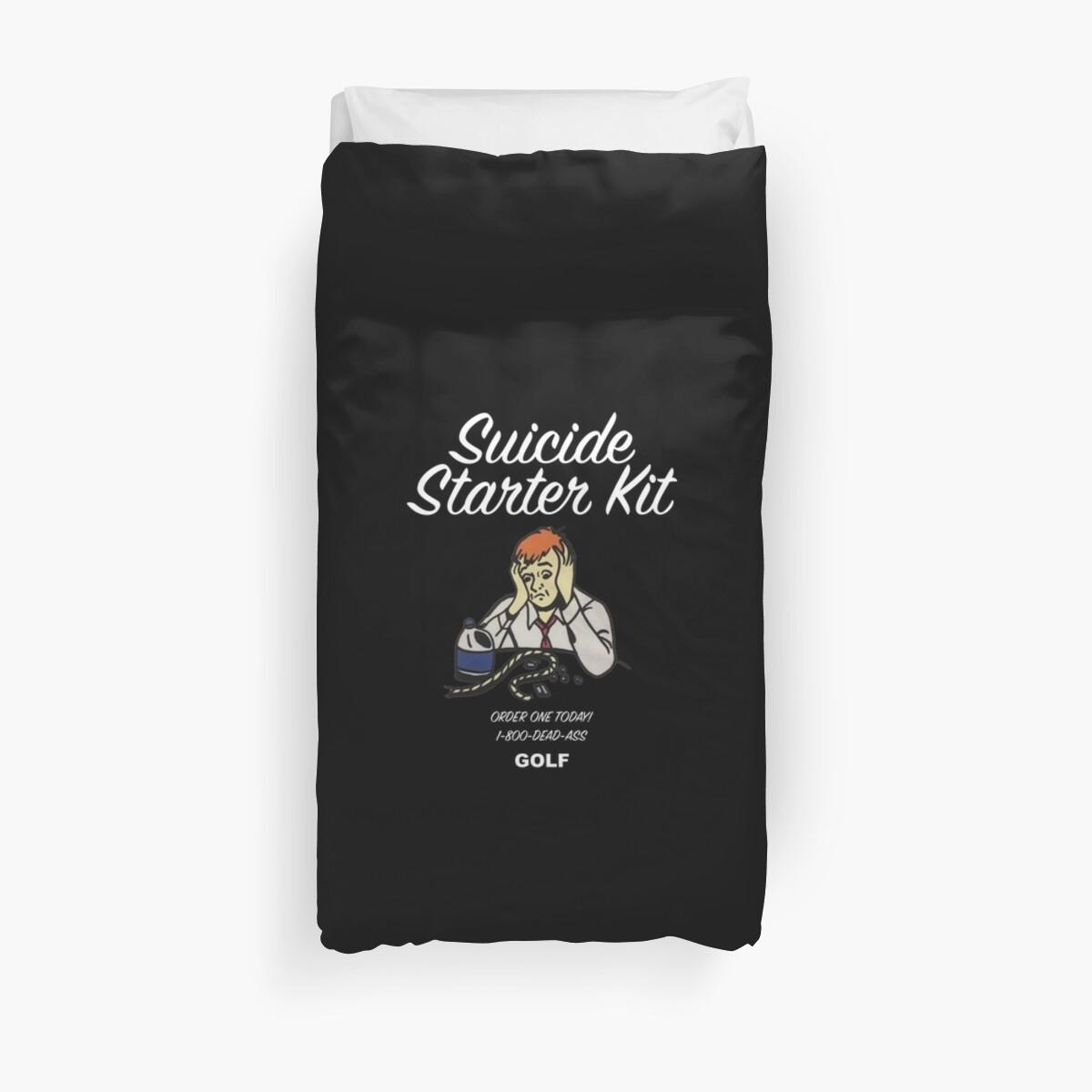 a7c62ce1072b GOLF Suicide Starter Kit