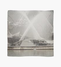 Captain Cook Fountain, Newcastle NSW Scarf