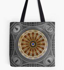 Rotunda Color Spot Tote Bag