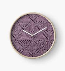 Candelabra - Rose Clock