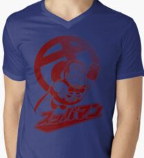 Suppaman Men's V-Neck T-Shirt