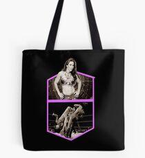 Mickie James (2) Tote Bag