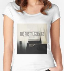 The Postal Service - Give Up Women's Fitted Scoop T-Shirt