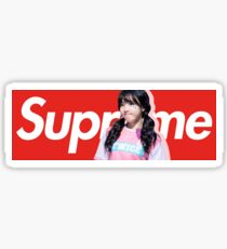 TWICE Nayeon Supreme Sticker