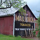 Mail Pouch Tobacco by May Lattanzio