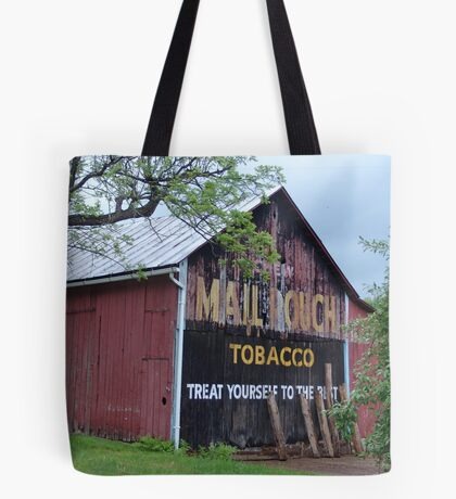 Mail Pouch Tobacco Tote Bag