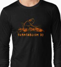 TURNTABLISM DJ Long Sleeve T-Shirt