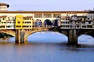Ponte Vecchio by Jeff Clark