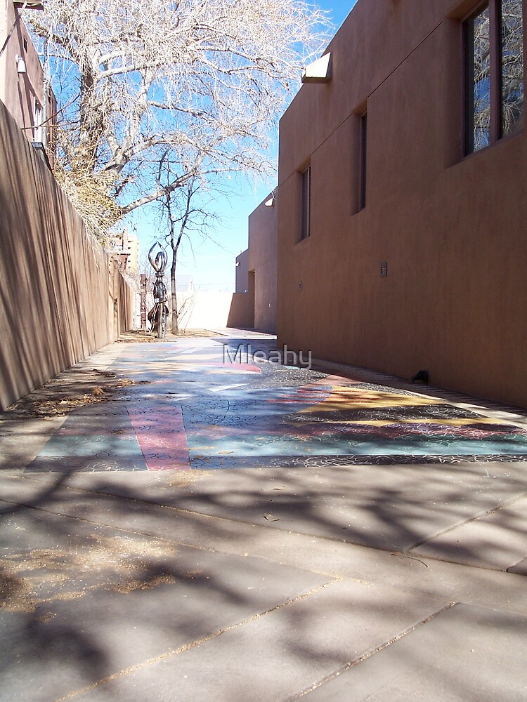 Mosaic Pathway by Mleahy
