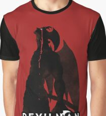 DEVILMAN crybaby Graphic T-Shirt
