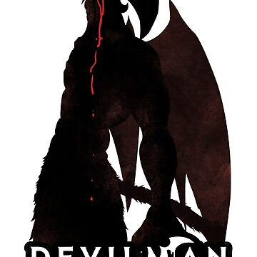DEVILMAN crybaby by cassiore