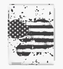 Grunge US Flag iPad Case/Skin