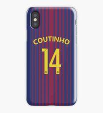 Coutinho Barcelona iPhone Case/Skin