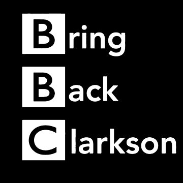 Bring Back Clarkson by BananaForScale