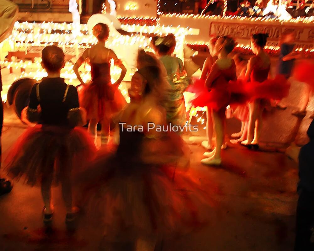 the dancers by Tara Paulovits