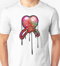 Don't stain my heart! Unisex T-Shirt