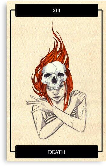 DEATH by Eevien Tan
